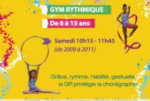 La Gym aux engins pour les filles de 6 ans et plus ....