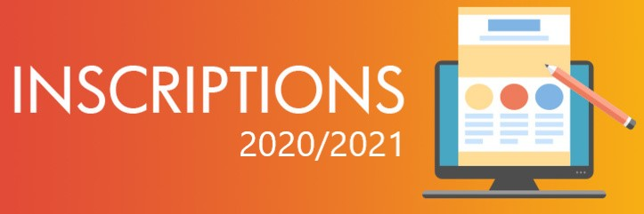 Inscription 2020/2021