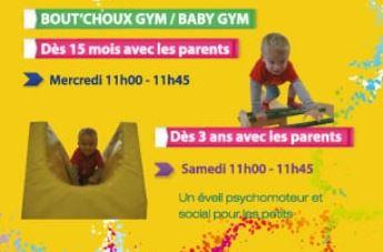 La Gym pour les petits de 3 ans (2014)