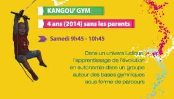 La Gym pour les enfants de 4 ans (2014)