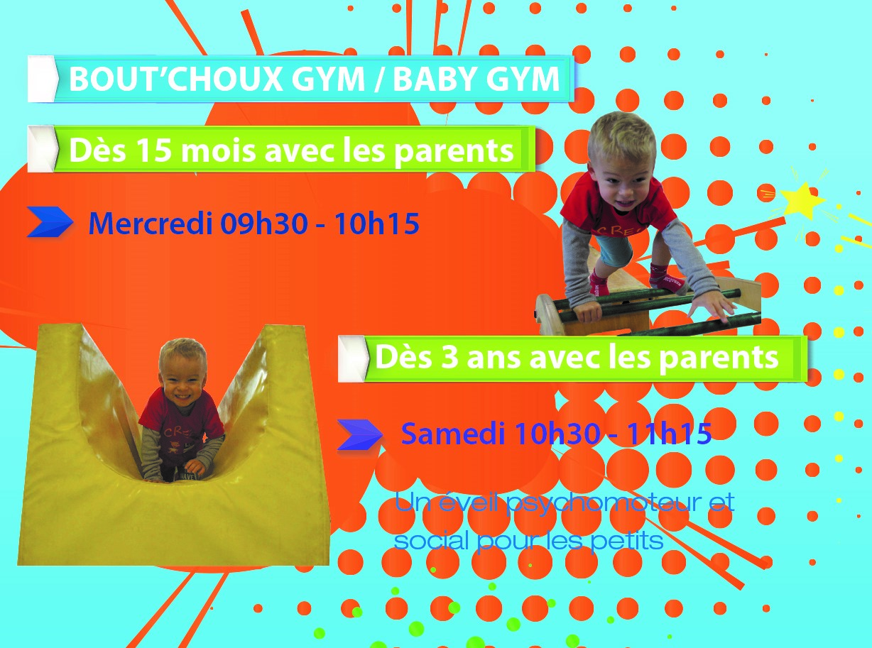 La Gym pour les petits de 3 ans (2016)