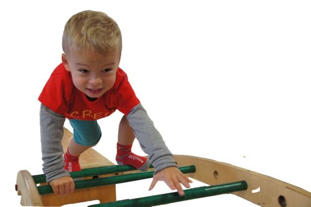 La Gym pour les petits de 3 ans (2017)