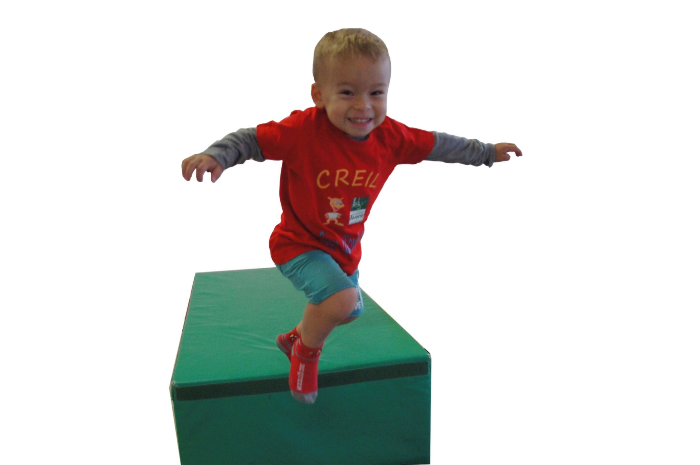 La Gym pour les enfants de 4 ans (2017)